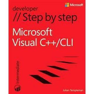 Microsoft Visual C++/CLI Step by Step (Häftad, 2013)