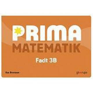 Prima Matematik 3B Facit 5-pack (Häftad, 2014)