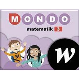 Mondo Matematik 3 elevwebb individlicens 12 mån (Övrigt format, 2017)