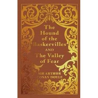 Hound of the baskervilles & the valley of fear (Inbunden, 2017)