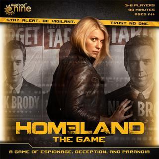 Gale Force Nine Homeland: The Game