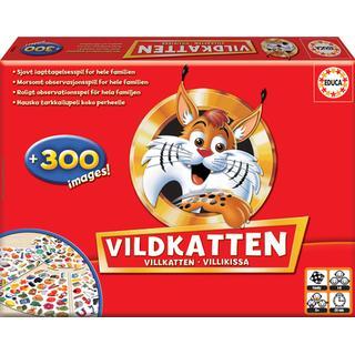 Educa Vildkatten Classic 300