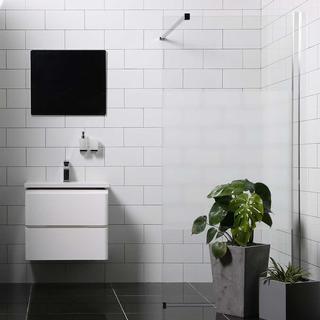 Bathlife Mångsidig Duschvägg 800mm