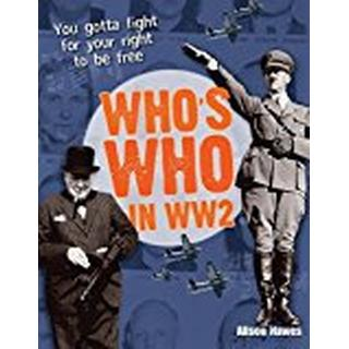 Who's Who in WW2: Age 10-11, Above Average Readers (White Wolves Non Fiction)