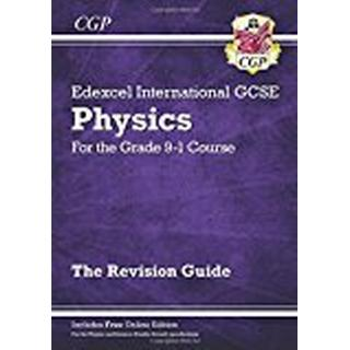 New Grade 9-1 Edexcel International GCSE Physics: Revision Guide with Online Edition (CGP IGCSE 9-1 Revision)