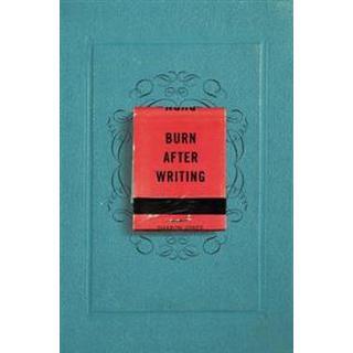 Burn After Writing (Häftad, 2015)