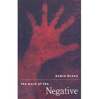 The Work of the Negative (Häftad, 1999)
