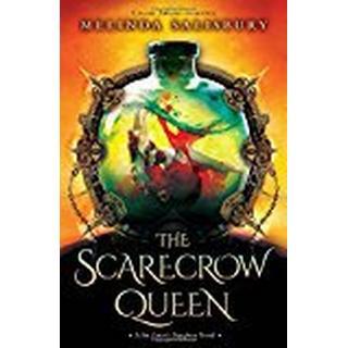 The Scarecrow Queen: A Sin Eater's Daughter Novel (Häftad, 2017)