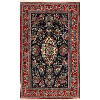 CarpetVista FAZB152 Ghom Sherkat Farsh (149x250cm) Flerfärgad