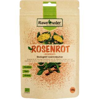 Rawpowder Rosenrot Ekologisk 100g