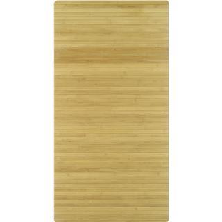 Kleine Wolke Bambus (60x115cm) Brun
