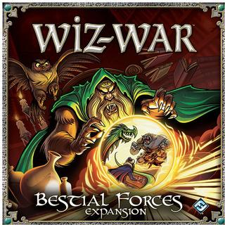 Fantasy Flight Games Wiz-War: Bestial Forces