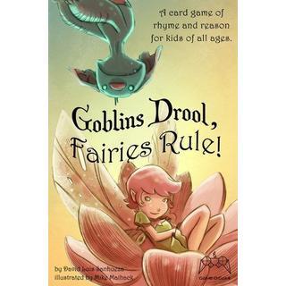 GAME-O-GAMI Goblins Drool, Fairies Rule!