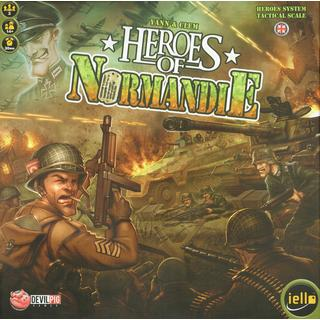 Iello Heroes of Normandie