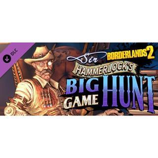 Borderlands 2: Sir Hammerlock's Big Game Hunt