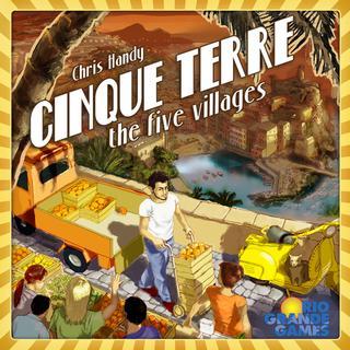 Rio Grande Games Cinque Terre
