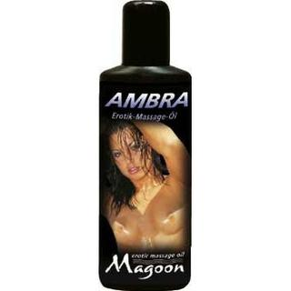 Magoon Ambra Erotic Massage Oil 100ml