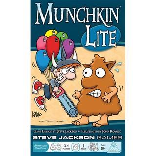 Steve Jackson Games Munchkin Lite