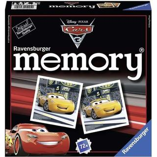 Ravensburger Disney Pixar Cars 3 Memory