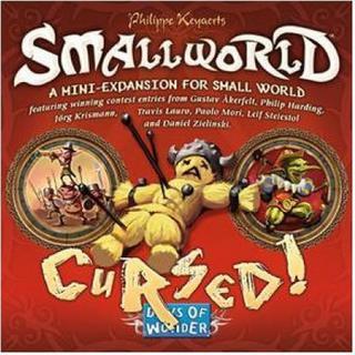 Days of Wonder Small World: Cursed!