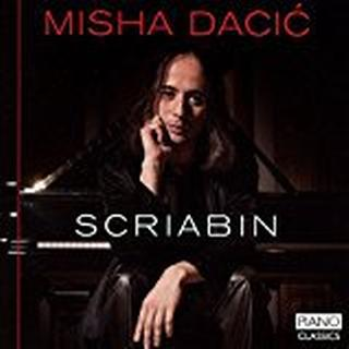 Misha Dasic - Scriabin: Piano Music