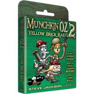 Steve Jackson Games Munchkin Oz 2: Yellow Brick Raid