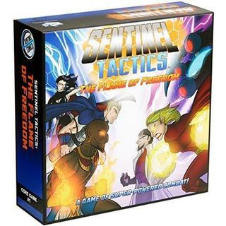 Greater Than Games Sentinel Tactics: The Flame of Freedom