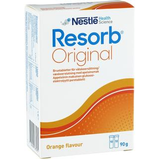 Nestle Resorb Original Apelsin 20 st
