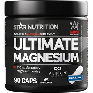 Star Nutrition Ultimate Magnesium 90 st
