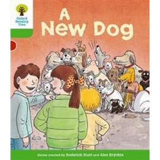 Oxford Reading Tree: Level 2: Stories: A New Dog (Häftad, 2011)