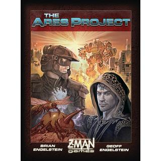 Z-Man Games The Ares Project