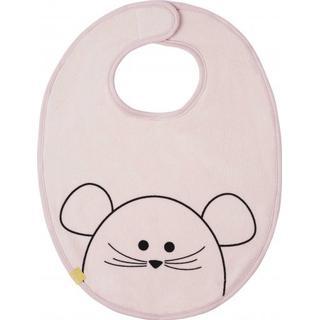 Lässig Bib Waterproof Medium Little Chums Mouse