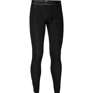 JBS Wool Long Johns - Black