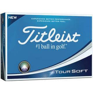 Titleist Tour Soft Golf Ball (12 pack)