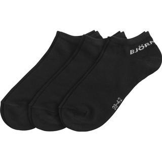 Björn Borg Essential Steps 3-pack - Black