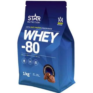 Star Nutrition Whey 80 Chocolate Orange 1kg