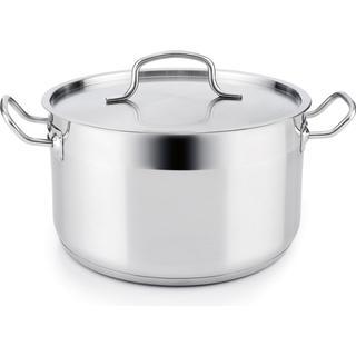 Quid Cook Inox Basika Gryta med lock 20 cm