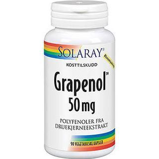 Solaray Grapenol 50mg 90 st