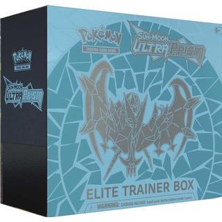 Pokémon Sun & Moon Ultra Prism Elite Trainer Box Featuring Dawn Wings Necrozma