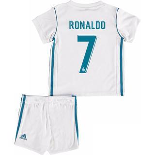 Adidas Real Madrid Home Jersey Mini Kit 17/18 Ronaldo 7. Youth
