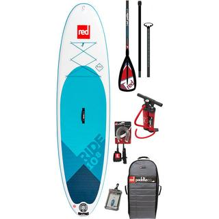 "Red Paddle Ride MSL 10'8"" Set"