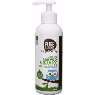 Pure Beginnings Soothing Baby Wash & Shampoo 200ml