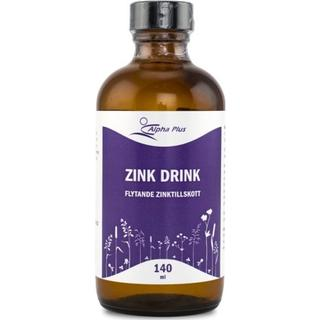 Alpha Plus Zink Drink 140ml