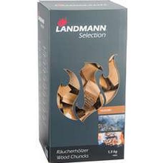 Landmann Hickory Wood Chunks 1.5kg 16303