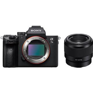 Sony Alpha 7 III + 50mm F1.8