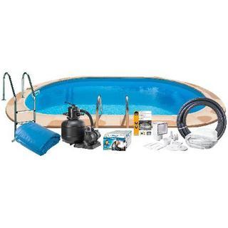 Swim & Fun Inground Pool Package 5x3x1.5m