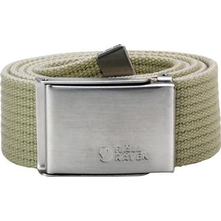 Fjällräven Canvas Belt Unisex - Light Khaki