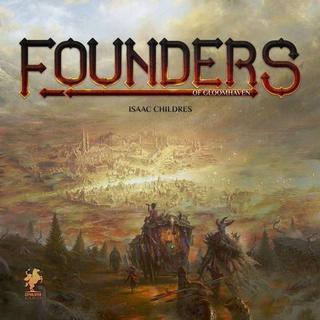 Cephalofair Founders of Gloomhaven