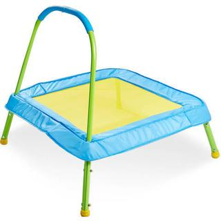 Worlds Apart Kid Active Easy Assembly Junior Trampoline