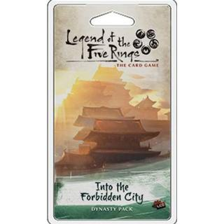 Fantasy Flight Games Legend of the Five Rings: Into the Forbidden City